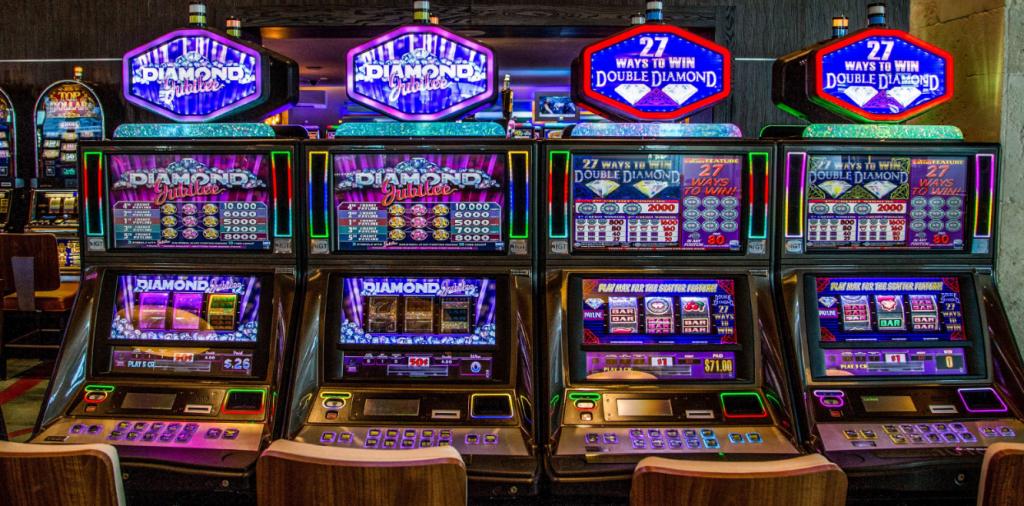 Slot oyunlari oyna bedava